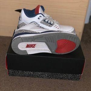 Jordan Shoes - Air Jordan Retro 4 True Blue